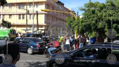 Atacan a balazos a notario en pleno centro de Zamora