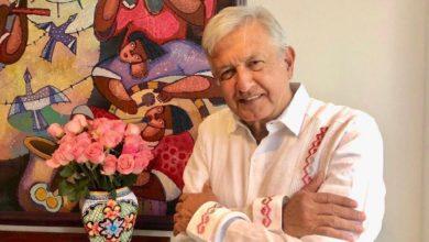 López Obrador acude a su casa de transición