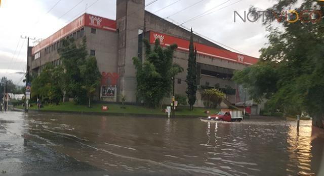 Inundaciones, consecuencia también de la urbanización