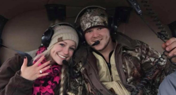 VIDEO: Pareja muere al caer helicóptero en que viajaban a su luna de miel