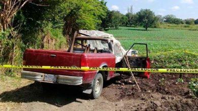 Muere niña de 2 años calcinada dentro de camioneta en Veracruz