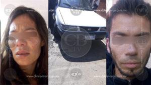 Gracias a anciana capturan a taxista y a su acompañante, implicados en robo en Morelia