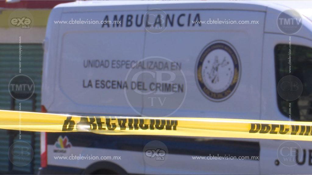 Atacan a balazos a un hombre en calles de Zamora