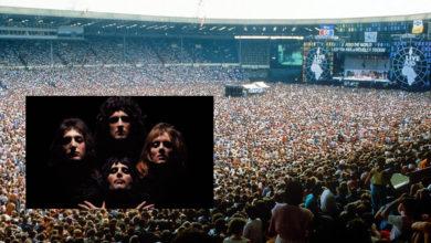 """""""Bohemian Rhapsody"""" es la canción más escuchada del siglo XX"""