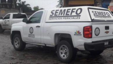 Cadáver calcinado es hallado en Apatzingán