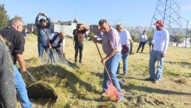 Realiza Ayuntamiento, jornadas de limpieza en Morelia
