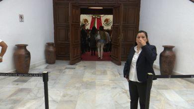 Limitarán acceso de ciudadanía a Congreso de Michoacán