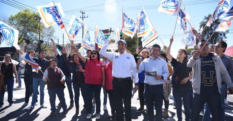 Acción Nacional arranca jornada de volanteo nacional por la defensa de México