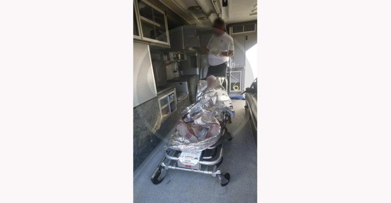 Estallido por fuga de gas en domicilio deja un herido