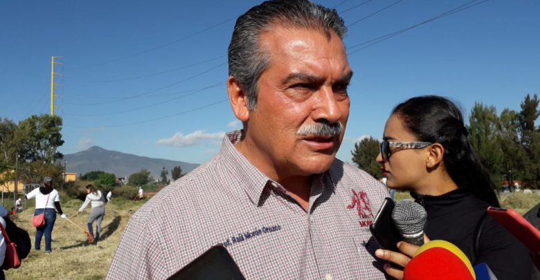 Guardina Nacional no suplantará labores de policia estatal: Raúl Morón