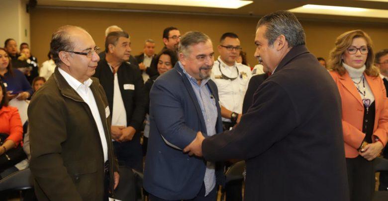 La coordinación de esfuerzos y la participación activa de la sociedad, fundamentales para combate de inseguridad: Raúl Morón