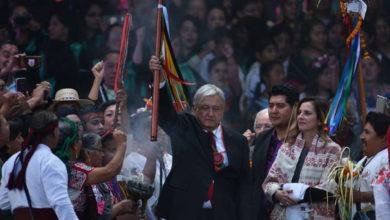 AMLO hará ritual para pedir permiso a la 'Madre Tierra' por la obra del Tren Maya