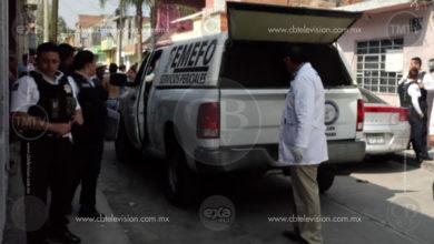 Abuelito se suicida en Morelia