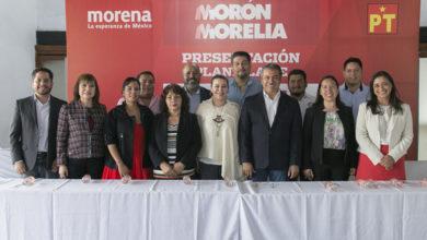 Cada regidor Morelia se lleva 95 al mes