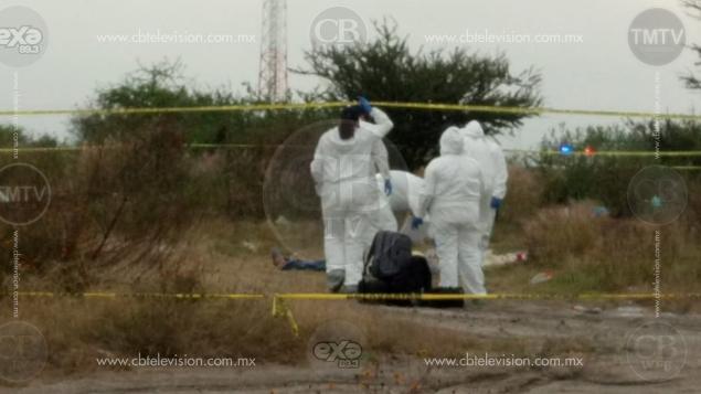 Ejecutan a supuesto colombiano en Morelia