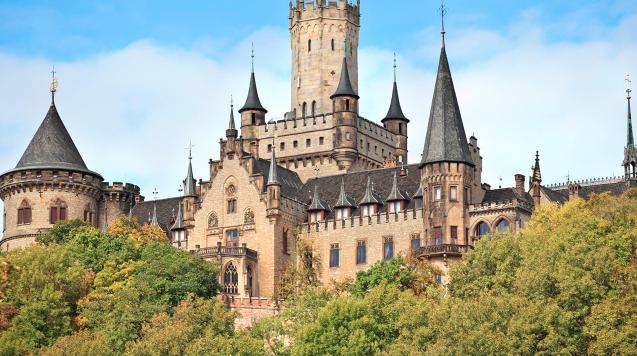 castillo deMarienburg