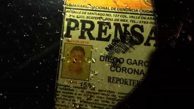 Asesinan a otro periodista en México