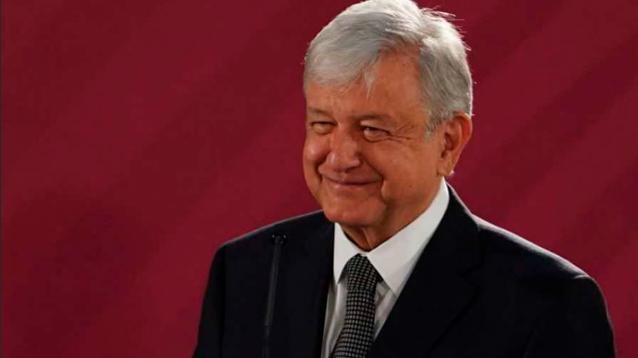 Busca AMLO revivir plataforma México y terminar con delincuencia