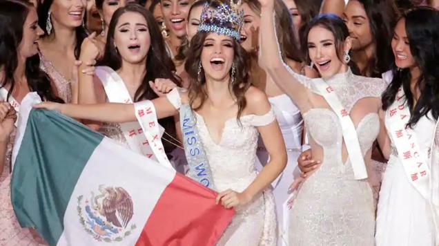 ¡MÉXICO HACE HISTORIA! Por primera vez en 67 años, mexicana se corona como Miss Mundo