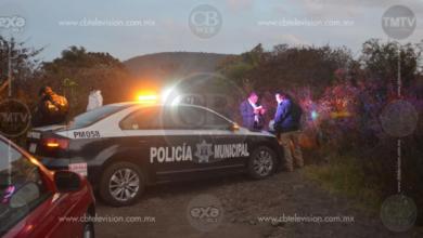 Era hombre, el calcinado en el camino Cuto de La Esperanza-La Concepción