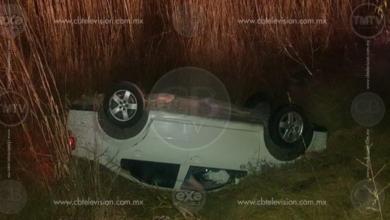 Un muerto y 4 lesionados en aparatoso choque en el Libramiento de Zamora