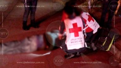 Matan a transeúnte en Morelia