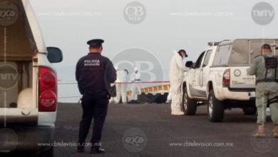 Asesinan y cuelgan a hombre en la carretera Morelia - Cuitzeo
