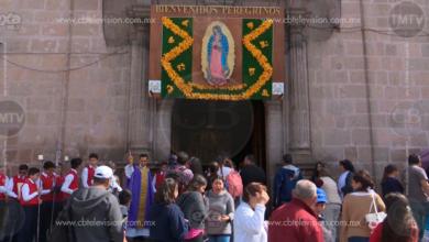 Policía Morelia reporta saldo blanco en peregrinaciones a la Virgen Morena