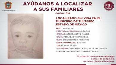 Nadie a reclamado el cuerpo del niño localizado sin vida hace 2 meses en Tultepec