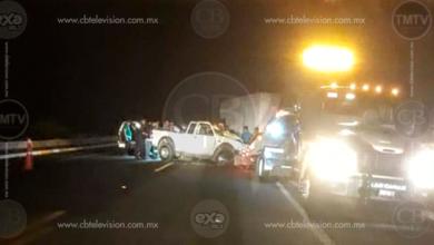 Encontronazo de vehículos deja un muerto y dos heridos en la Siglo XXI