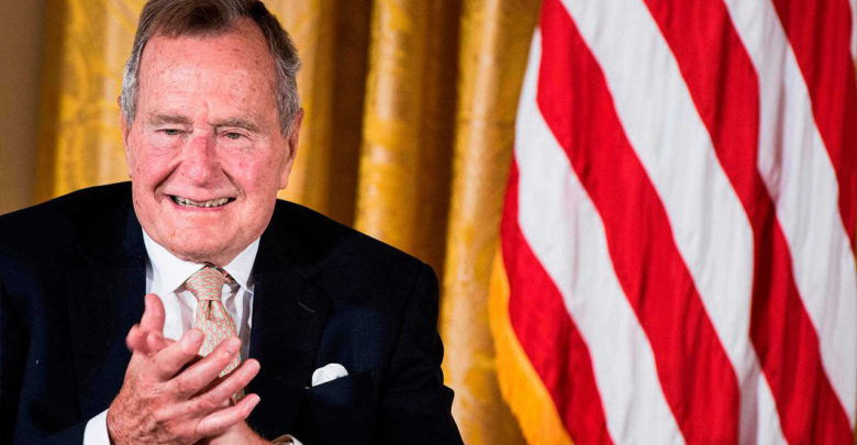 Muere George H.W. Bush, expresidente de EE.UU.