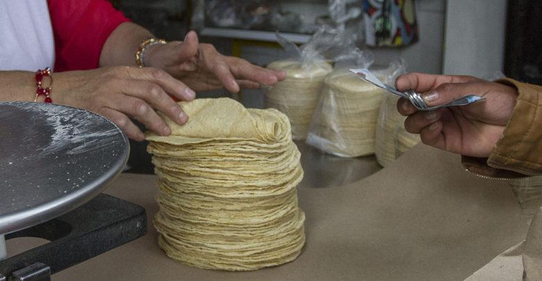 Precio de la tortilla aumentará en 2019 debido al incremento de la gasolina