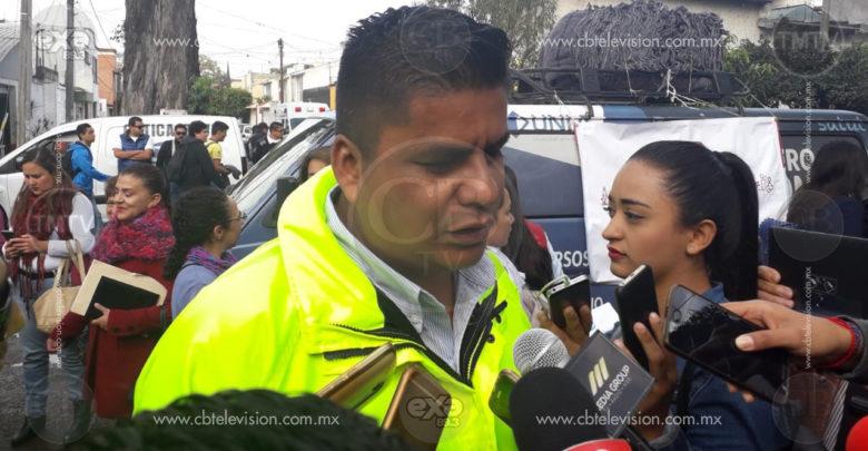 Prepara PC Municipal, plan de acción para temporada de frío en Morelia