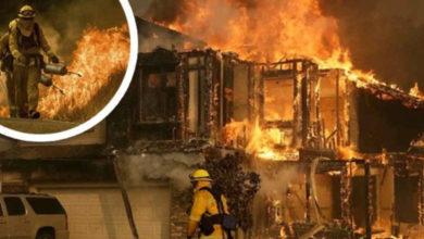 Se encuentra en el hospital y no sabe que perdió a sus cinco hijos en un incendio