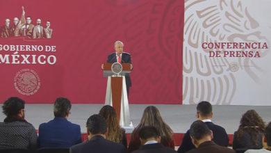 Secretarias de Trabajo, Defensa y Salud entre las beneficiadas en el Presupuesto 2019: López Obrador