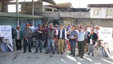 Es el momento de los militantes, seremos un partido acción nacional consciente de sus necesidades: Óscar Escobar
