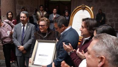 Trabajaremos en la preservación del Centro Histórico de Morelia cómo Patrimonio Cultural de la Humanidad: Morón