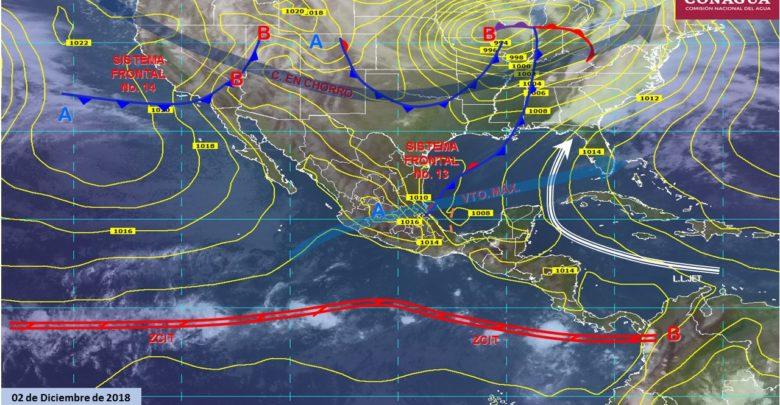Pronostico Meteorológico del Estado de Michoacán