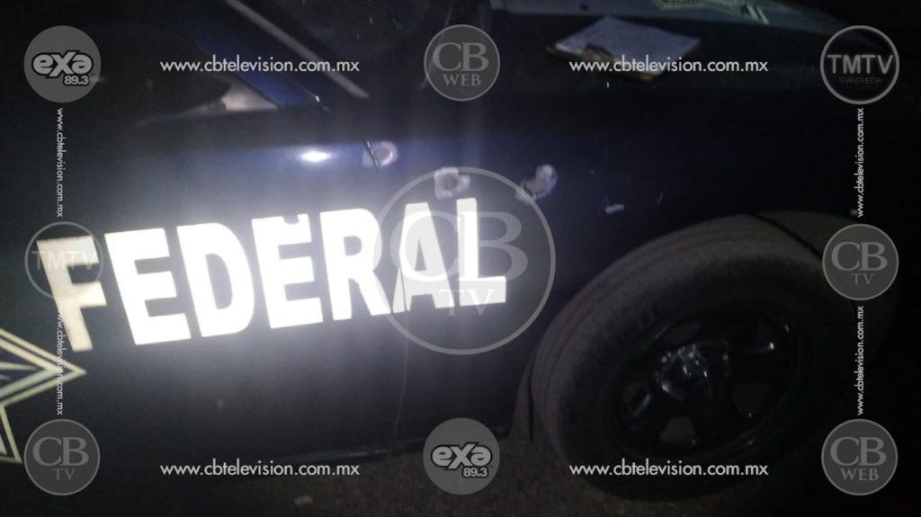 Enfrentamiento deja tres Federales muertos al sur de Morelia