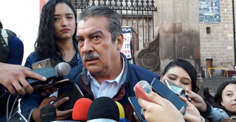 Descarta Raúl Morón ruptura con Estado, pese a inasistencia en mesa de seguridad