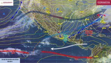 El pronóstico del clima de este lunes en Michoacán