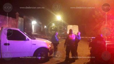 Otro es asesinado a tiros en colonia de Uruapan