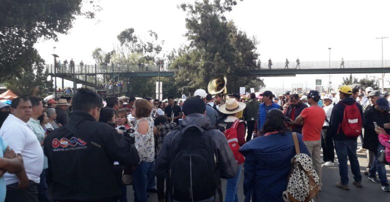 Bloquea CNTE salida a Pátzcuaro; se dirige a Centro Histórico