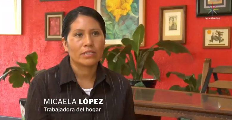Mujer denuncia que abortó porque su patrona no la dejó ir al médico