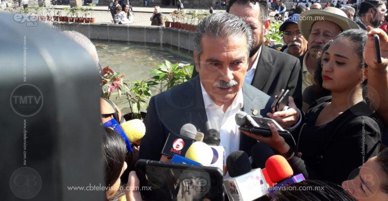 Inseguridad en Morelia rebasa al Gobierno: Raúl Morón