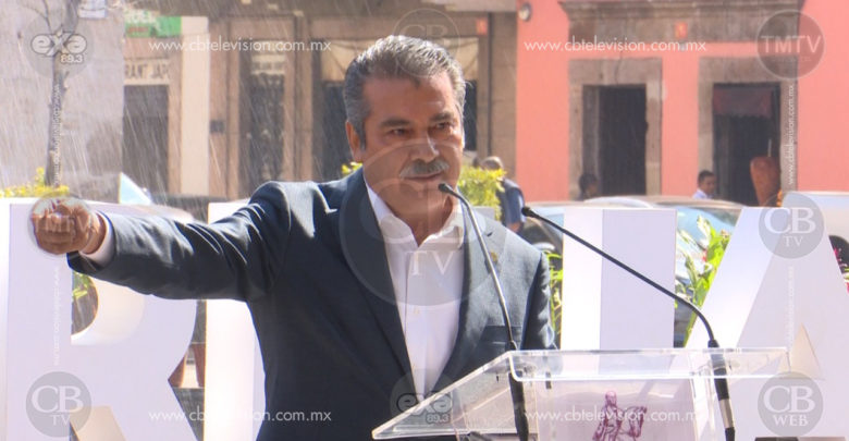 Firman Acuerdo por Morelia autoridades locales y representantes de la sociedad