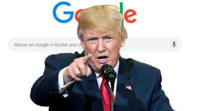 """¿Por qué si buscas """"idiota"""" en Google aparece la imagen de Donald Trump?"""