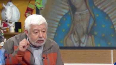 Jaime Maussan narra cómo le habló la Virgen María