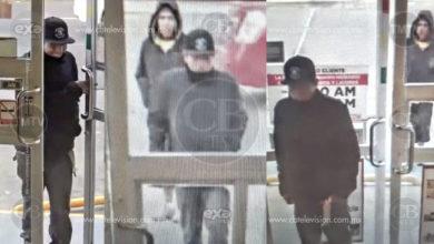 De nuevo, delincuentes asaltan tienda en colonia de Morelia