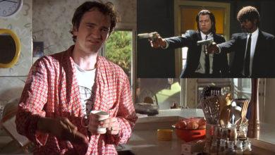 ¿Tiempos violentos? Tarantino enfrenta a ladrones en su casa